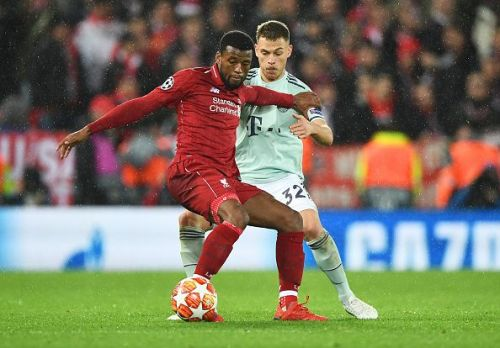 Wijnaldum should start for Liverpool