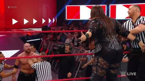 Nia Jax and Dean Ambrose are about to collide!