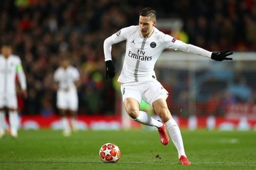 Julian Draxler is a potential replacement for Coutinho