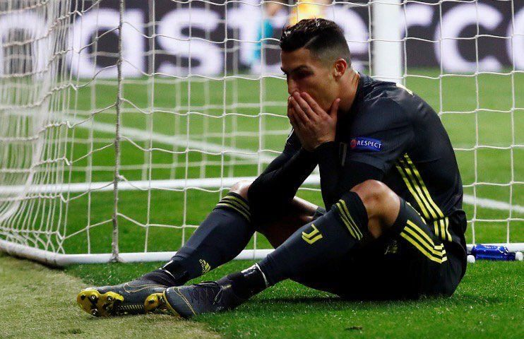 Real Madrid Fans Troll Cristiano Ronaldo After Juventus 2 0 Loss To