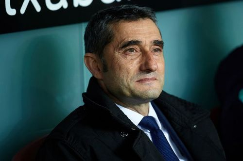 Valverde has been at the helm with Barcelona since May 2017 and signed a year-long contract extension