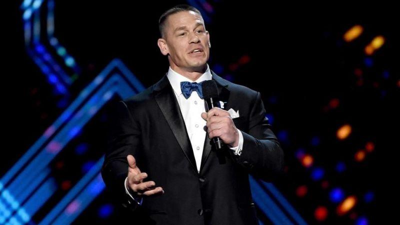 John Cena has a new hosting gig