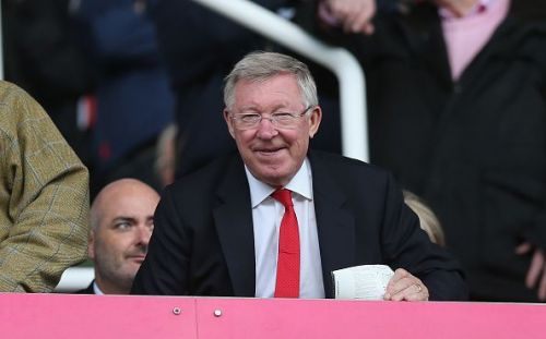 Sir Alex Ferguson - One of the best managers in the history of Premier League