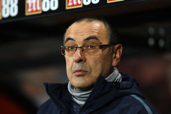 Under pressure, Sarri faced a premature end to his Sarriball dream at Chelsea.