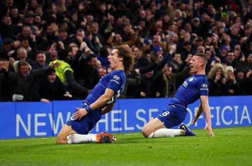 The Blues from London secured a victory last time around