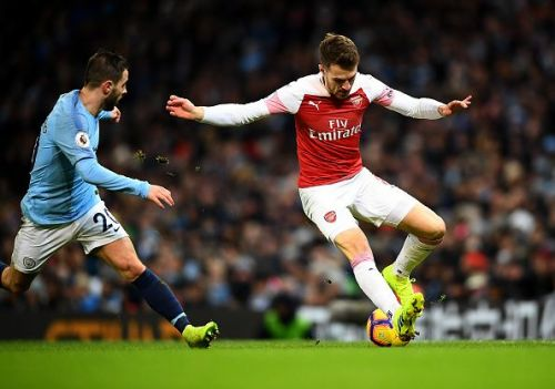 Aaron Ramsey is moving to Juventus at the end of the current season