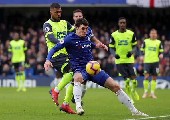 Christensen has shown great maturity at Chelsea.