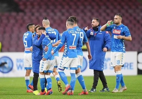 Can Napoli keep the pressure on Juventus?