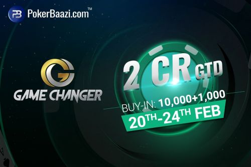 Game Changer is here!