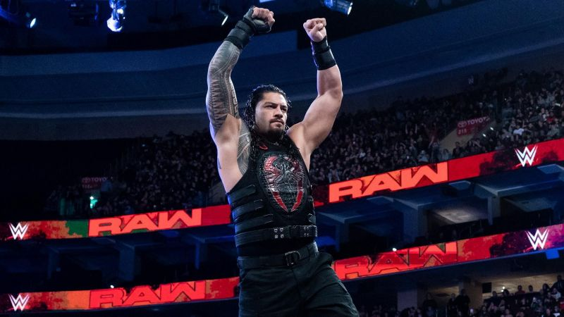 Roman Reigns is Back in the upcoming RAW Show