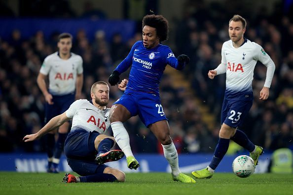 Chelsea host Tottenham on Wednesday with a lot at stake for both sides