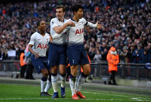 Could Son's goals help fire Tottenham to the Premier League title?
