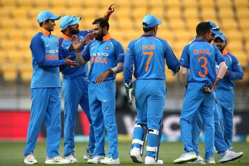 Shami turned out to be the star Indian bowler in this series