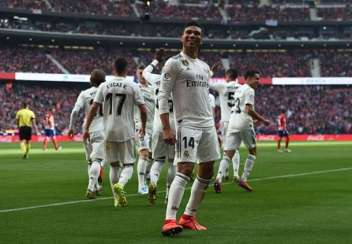 Real Madrid CF will look to continue their good run of form in the Champions League.