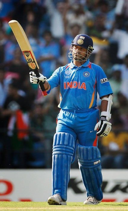 Tendulkar, on the 12th of March, bewitched all those who saw him bat