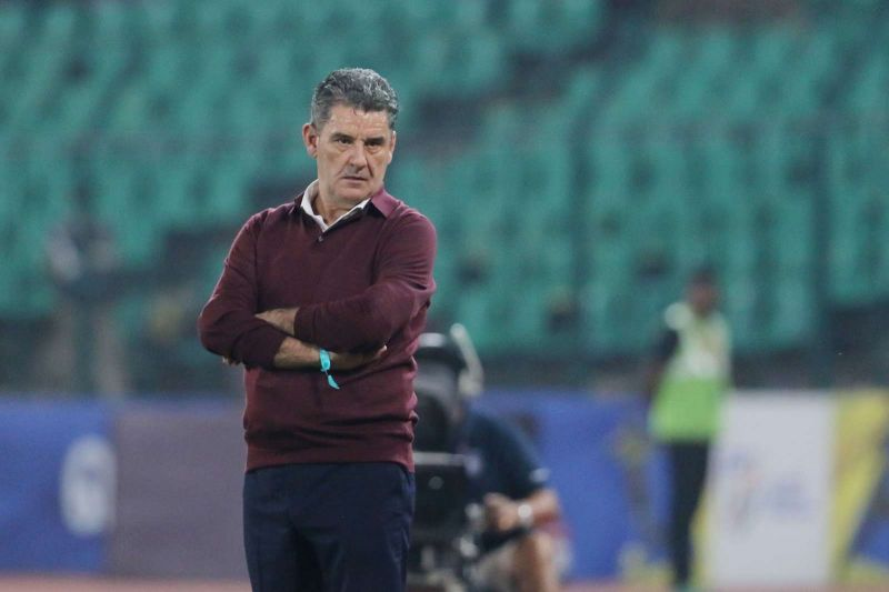 John Gregory has come under scrutiny following Chennaiyin