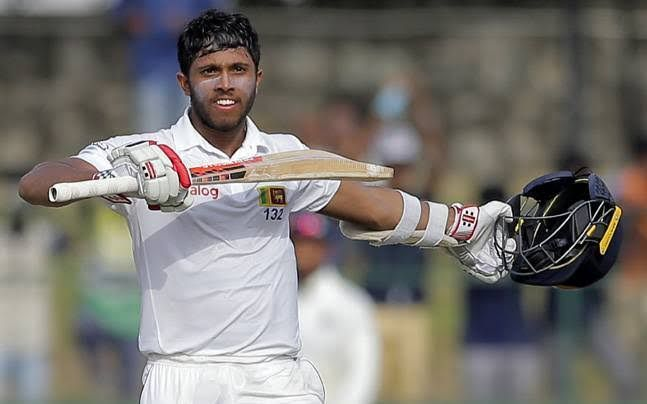 Kusal Mendis, 11 points in Test Batting ranking