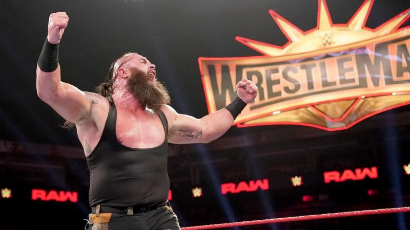 Angry Strowman