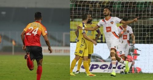 Salam Ranjan Singh and Manvir Singh could be set for a change in clubs