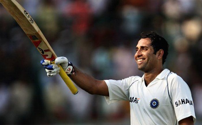 VVS laxman.one of the Greatest Player But Did not play the single World cup