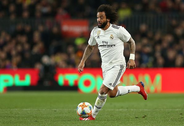 Marcelo has spent more than a decade in Madrid