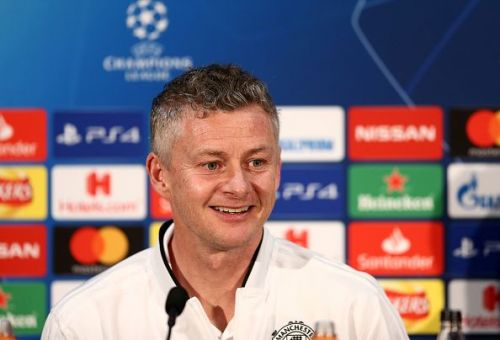 Ole Gunnar Solskjaer will manage for the first time in the UCL