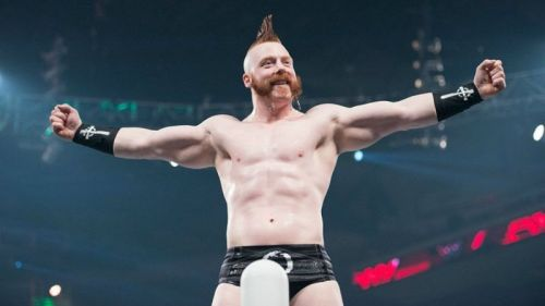 Sheamus worked a few odd jobs before getting into wrestling
