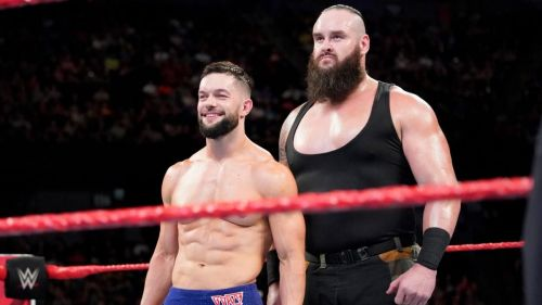 Finn Balor and Braun Strowman will be competing at Elimination Chamber!