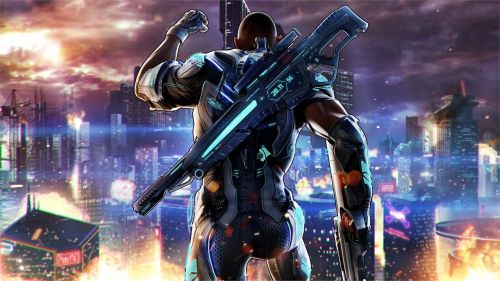 Crackdown 3 is set a decade in the future after Crackdown 2