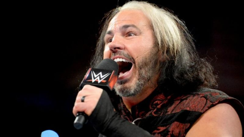 Does Matt Hardy have one last Mania moment left in him?