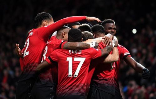Manchester United - Plenty in numbers