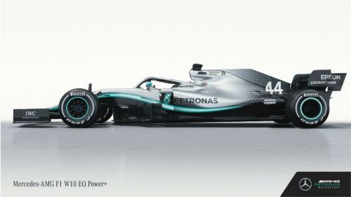 The new Mercedes W10