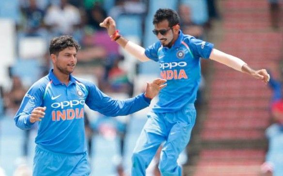 Kuldeep and Chahal have been vital to India