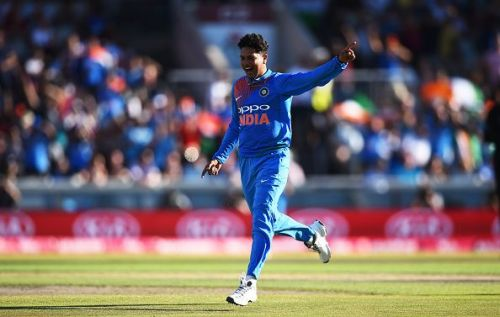 Kuldeep Yadav - England v India