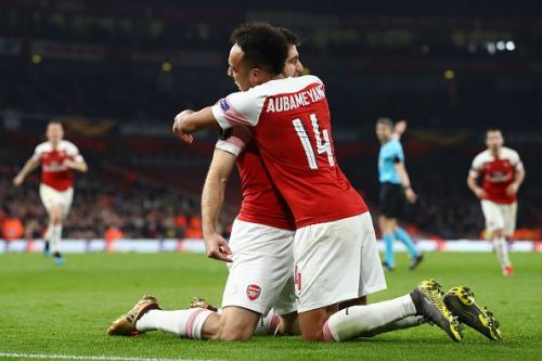 'Auba' could be red hot over the next few games for Arsenal.