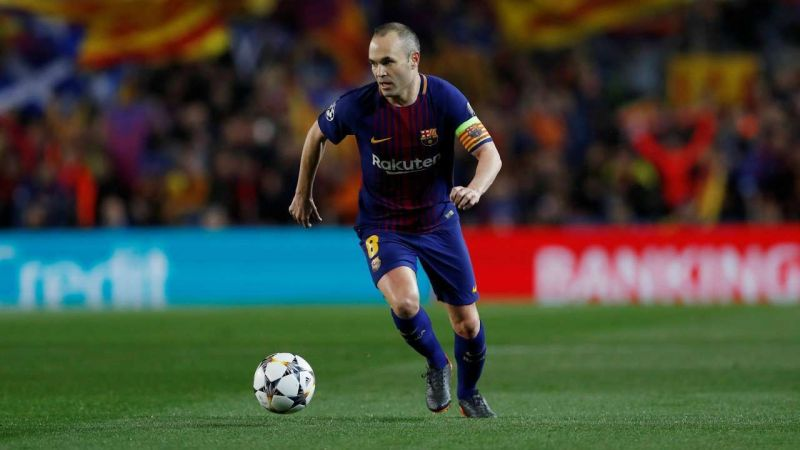 Is Iniesta one of the greatest that ever lived?