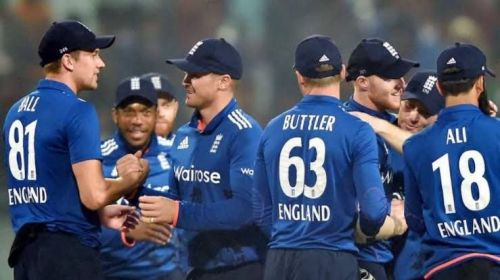England will look to get back to winning ways