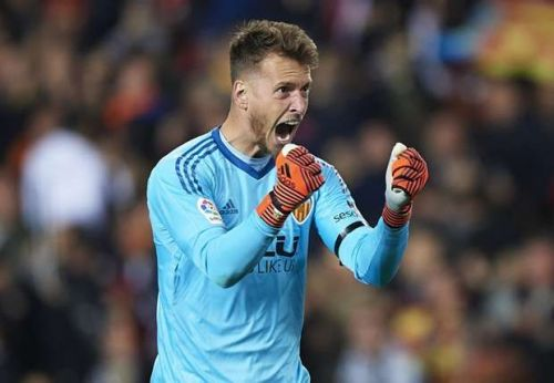 Neto was sensational in the Valencia goal
