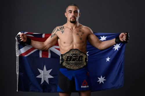 Can Robert Whittaker hold onto his UFC Middleweight crown at home?