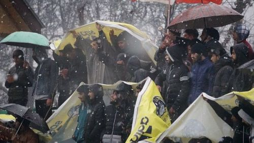 Real Kashmir are to host Minerva Punjab on Feb 18 in the I-League