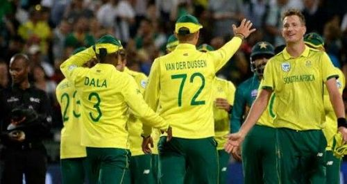 South Africa aim to secure series in the second game.
