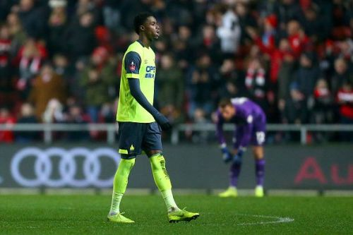 Adama Diakhaby has not been good enough for Huddersfield Town