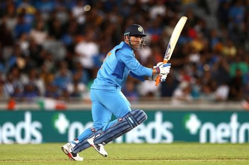 MS Dhoni will be playing his last World Cup for India in England