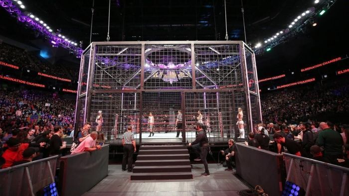 Image result for elimination chamber 2019