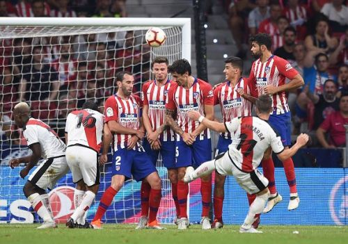 Atletico Madrid has one of the tightest defenses in Europe