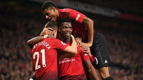 Manchester United are playing the free-flowing football under Solskjaer.