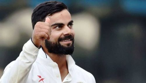 Virat Kohli is enjoying a good time both as a batsman and as a captain