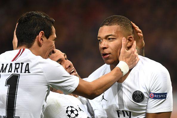 Paris Saint-Germain were sublime all across the pitch