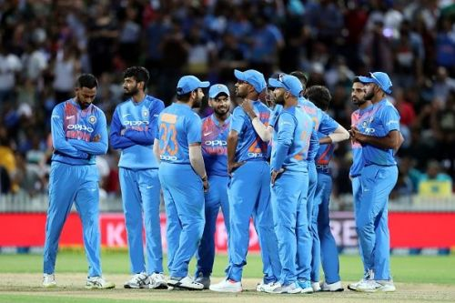 India continue to stand at second in the ICC T20I Team Rankings