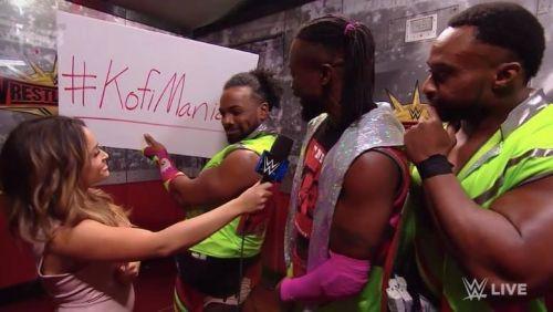 Kofi Kingston winning the WWE title at WrestleMania would be more memorable than winning at Fastlane.